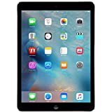 Apple iPad Air MD786LL A Wi-Fi 32GB - 9.7in - Space Gray (Renewed)