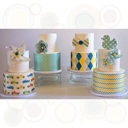 Edible Cake Decoration Printer : Printer-Mate TM Replacement Edible Ink 5 Pack for PGI ...