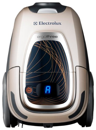 Electrolux The Quality Ergo three multi-floor Diamond Sand EET510DS the best features of all three important to vacuum cleaner (Electrolux Ergo Vacuum compare prices)