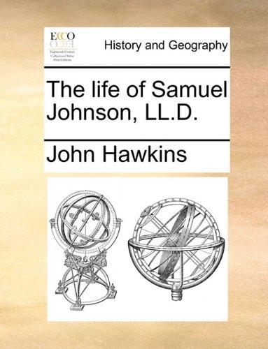 Download The life of Samuel Johnson, LL.D. pdf epub