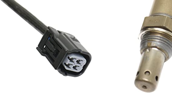 Length Heated 4-Wire O2 Oxygen Sensor Upstream For 09-11 Honda Civic 16.73 in