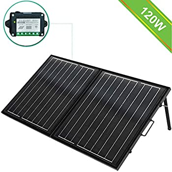 Amazon Com Renogy 200 Watt Off Grid Portable Foldable