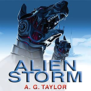 Alien Storm Audiobook