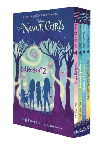 Never Girls Collection #2 (Disney: The Never Girls) -