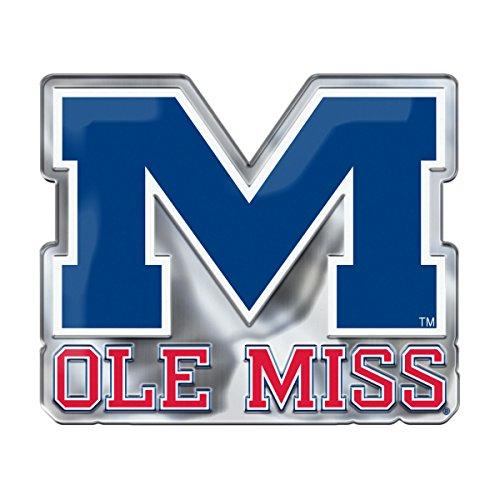 NCAA Mississippi Ole Miss Rebels Alternative Color Logo -