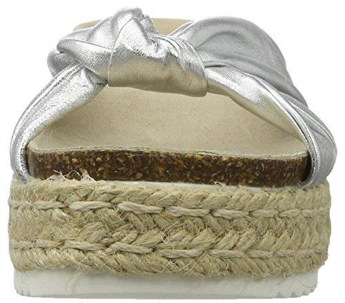 Danea Argent Basses Slipper Femme Madden Silver Sneakers Steve Bnz5wRq5