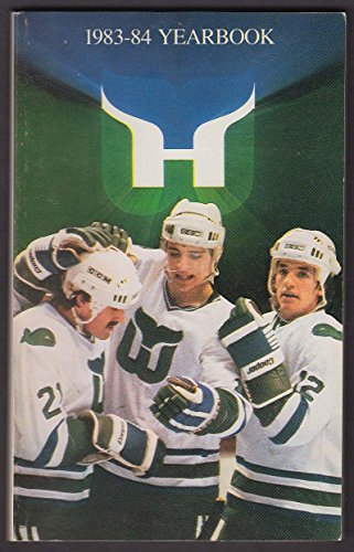 hartford-whalers-1983-1984-yearbook-official-guide