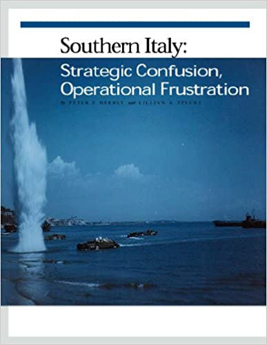Textbook free download Southern Italy: Strategic Confusion, Operational Frustration på svenska PDF CHM ePub B00EUDPN4Q