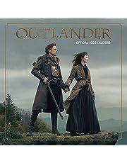 Outlander 2020 Calendar - Official Square Wall Format Calendar
