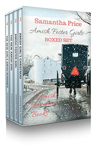 - Amish Foster Girls Books 1 - 4: Complete Series