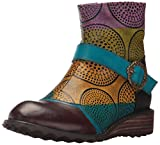 L'Artiste by Spring Step Women's Herietta Boot, Brown, 38 EU/7.5-8 M US