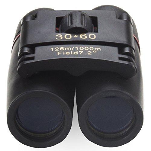 コンパクト折りたたみ30 x 60双眼鏡   Comes With Case の商品画像