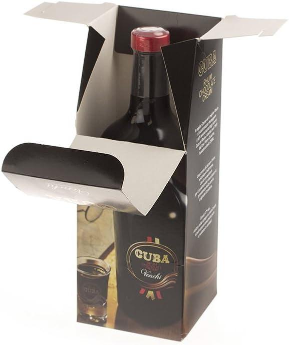 Venchi - Licor de crema de chocolate y ron cubano