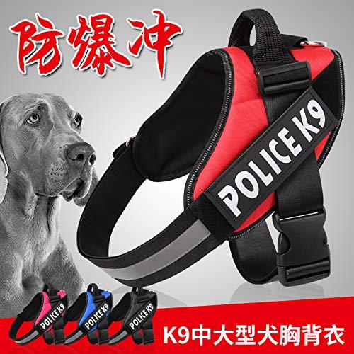 Pet Supplies - Arnés Grande para Mascotas con sección de Ropa 9 ...