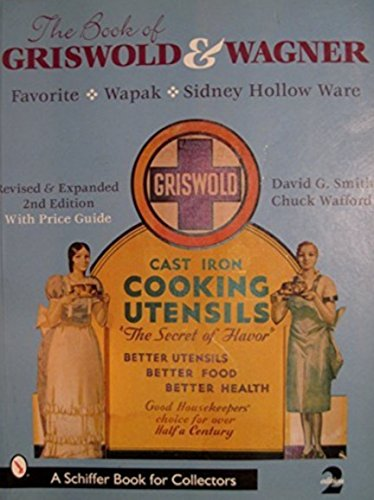 The Book of Griswold & Wagner: Favorite Pique, Sidney for sale  Delivered anywhere in USA