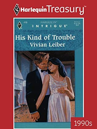 book cover of His Kind of Trouble