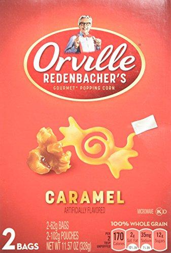 microwave caramel corn - 3