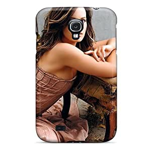 Premium AAcEaFa45npxdm Case With Scratch-resistant/ Kate Beckinsale Beautiful Case Cover For Galaxy S4