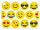 Emoji Theme Gift Cards (6 Pack ) 3-3/4x2-3/4''