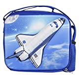 8'' 3D FOAM SPACE SHUTTLE LUNCH PACK, Case of 24