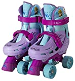 Best Toys & Child Outdoor Roller Skates - PlayWheels Disney Frozen Classic Quad Roller Skates, Size Review