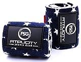 Fitplicity Premium Elastic Wrist Wraps