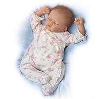 "Ashton Drake Sophia Lifelike Baby Doll 19"""
