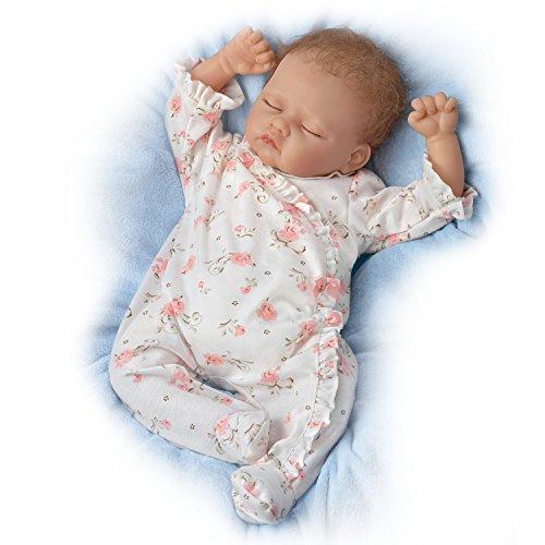 Baby Feels So Real (Ashton Drake Sophia Lifelike Baby Doll)