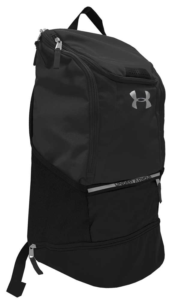 Under Armour UA STRIKER fútbol mochila, Negro: Amazon.es: Deportes y aire libre