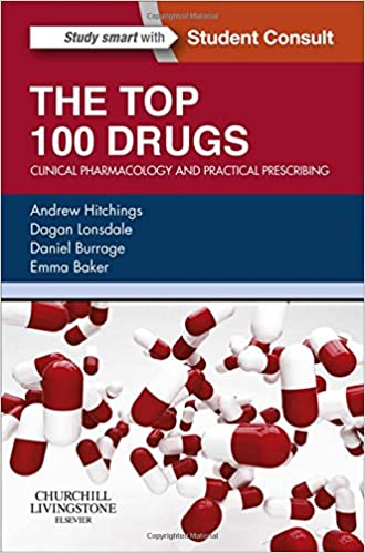 The Top 100 Drugs: Clinical Pharmacology and Practical Prescribing, 1e 51Jpfon7UcL._SX328_BO1,204,203,200_