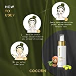 Coccoon Vitamin C Enriched Protective Radiance Cream-Tinted Moisturizer, SPF 30, BB + CC Cream, Evens Skin Tone With…
