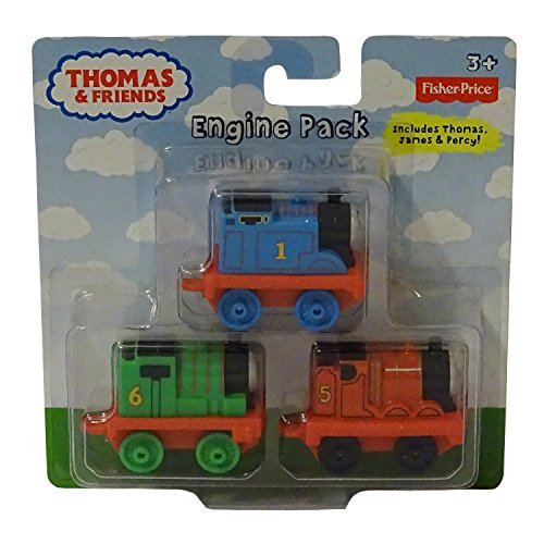 Fisher -Price Thomas and Friends Engine Pack