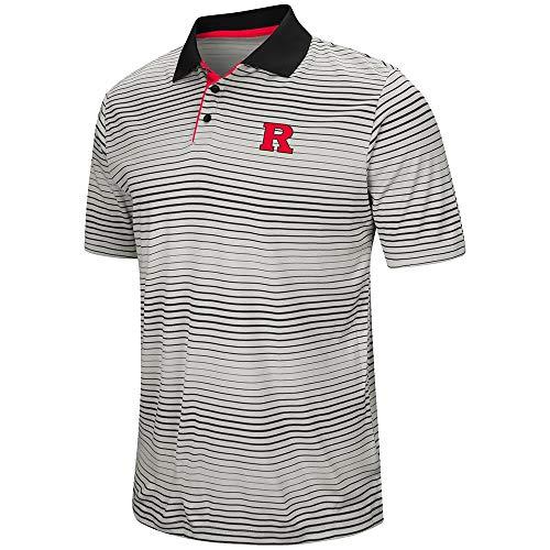 Mens Rutgers Scarlet Knights Polo Shirt - 2XL