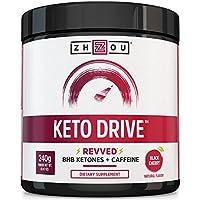 Zhou Nutrition KETO DRIVE with Caffeine Exogenous Ketone Complex