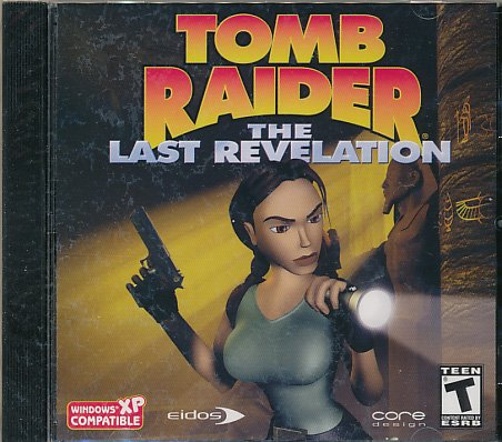 tomb raider the last revelation how to get scope
