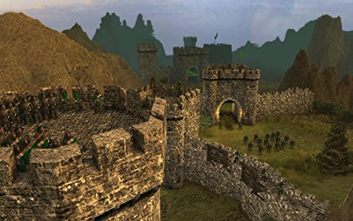 Video Games : The Word's #1 Castle Building Sim Stronghold 3 - Gold Edition (PC)