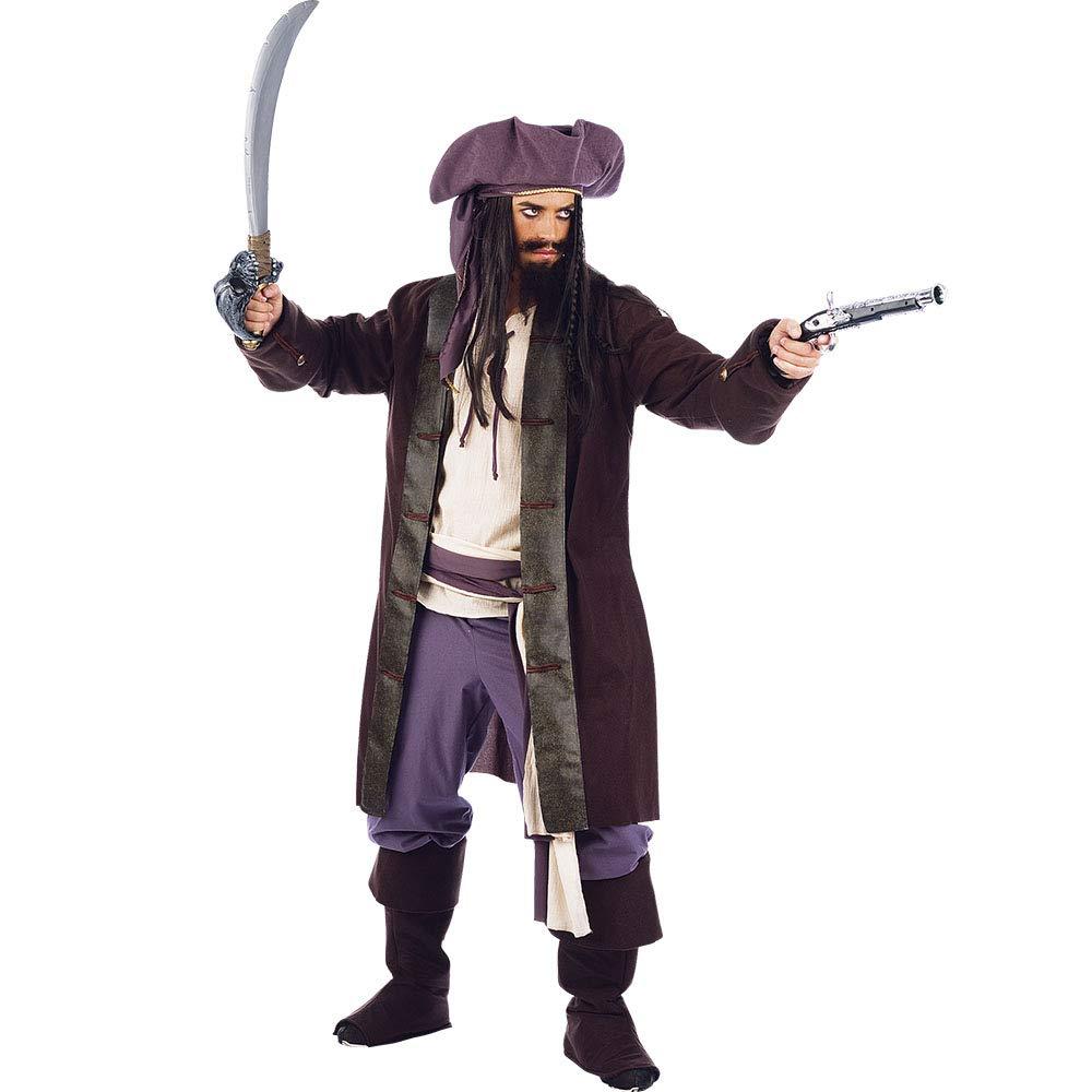 LIMIT Disfraz Pirata BUCANERO: Amazon.es: Productos para mascotas