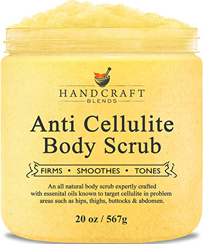Handcraft Cellulite Treatment Body Scrub product image