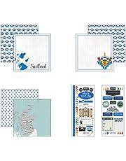 Scrapbook Customs Scotland Adventure Scrapbook Kit