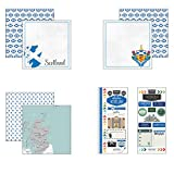 Scrapbook Customs Scotland Adventure Scrapbook Kit