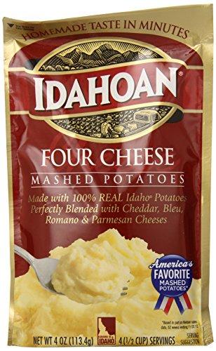 four cheese potato - 4