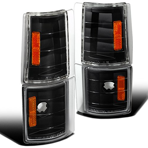 1995 suburban black headlight - 6