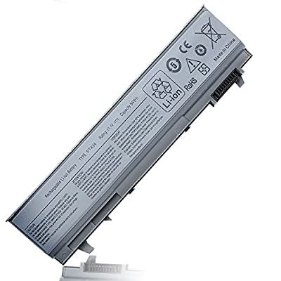 New Replacement Laptop Battery for Dell latitude E6400 E6410 E6510 E6500 battery Precision M4500 M4400 M2400 fits P/N: KY265 KY477 PT434 PT650 NM631 MP492 W1993 OTX283-12 Months Warranty