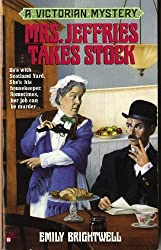 Mrs. Jeffries Takes Stock (Mrs.Jeffries Mysteries Book 4)