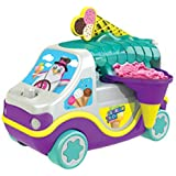 AMAV Ice Cream Truck Machine Kit for Kids - DIY Make Your Own Ice Cream On The Move with A Real Ice-Crean Truck Tune!