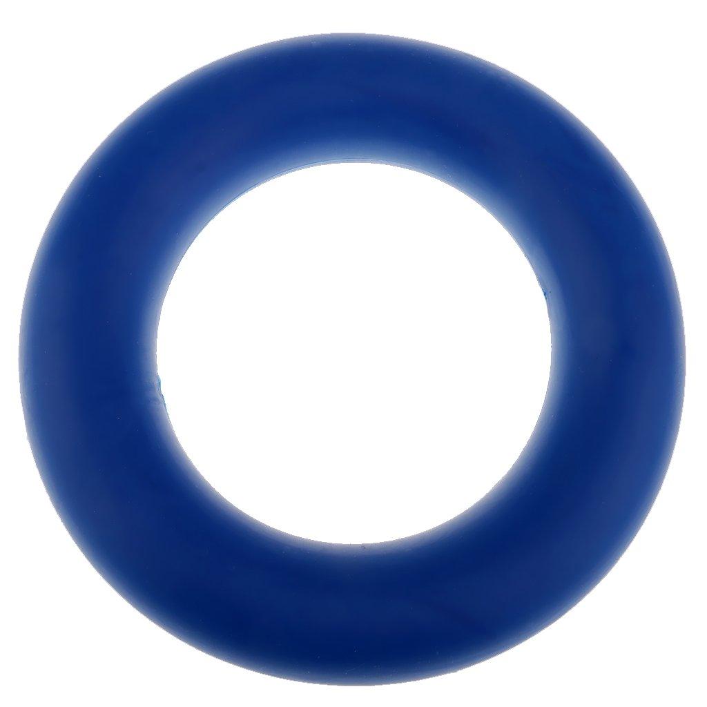 MagiDeal Silicone Bobbin Organizer for Metal/Plastic Bobbins Storage Sewing Accessories - Blue non-brand