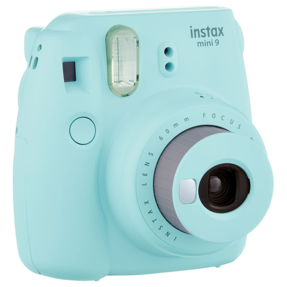 Amazon.com : Fujifilm Instax Mini 9 Instant Camera + Fuji Instant ...