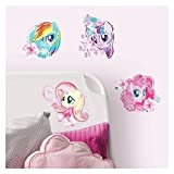 RoomMates RMK3664SCS MY Little Pony the Movie Peel and Still Wall Decals