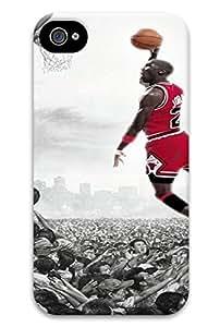 Michael Jordan NBA iphone 4 case for teen girls