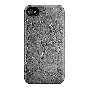 New Iphone 4/4s Case Cover Casing(wall Cracks)